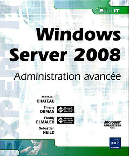 Windows 2008 - Administration avancée